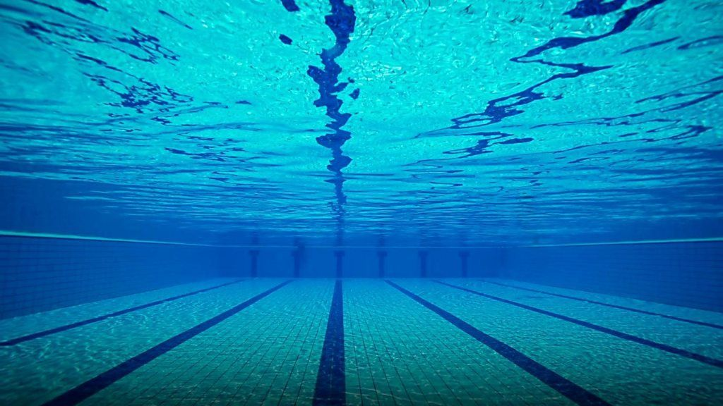 What S Secretly In The Swimming Pool Water Bbc News