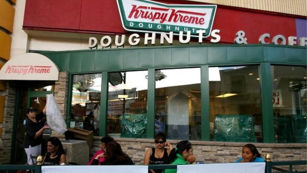 krispy kreme external anaylsis essay 1 the swot analysis of krispy kreme 11 strength first and foremost, krisp kreme is one of the companies which provide doughnuts at earliest time since 1930s, which further indicates that.
