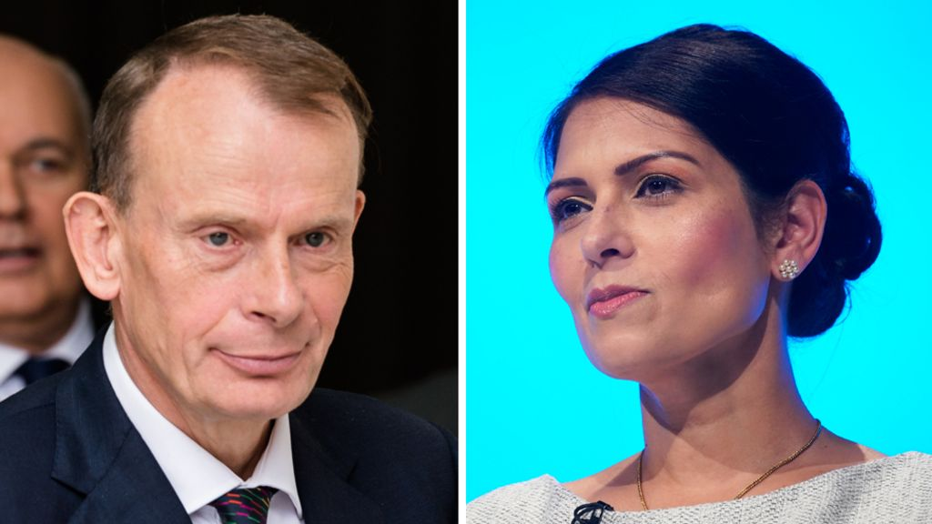 bbc.co.uk - BBC apologises after Andrew Marr suggested Priti Patel was 'laughing