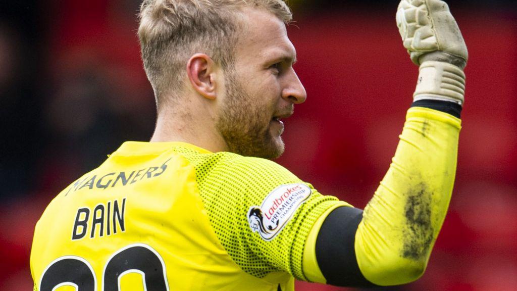 Scott Bain: Celtic goalkeeper bemoans SPFL fixture scheduling - BBC