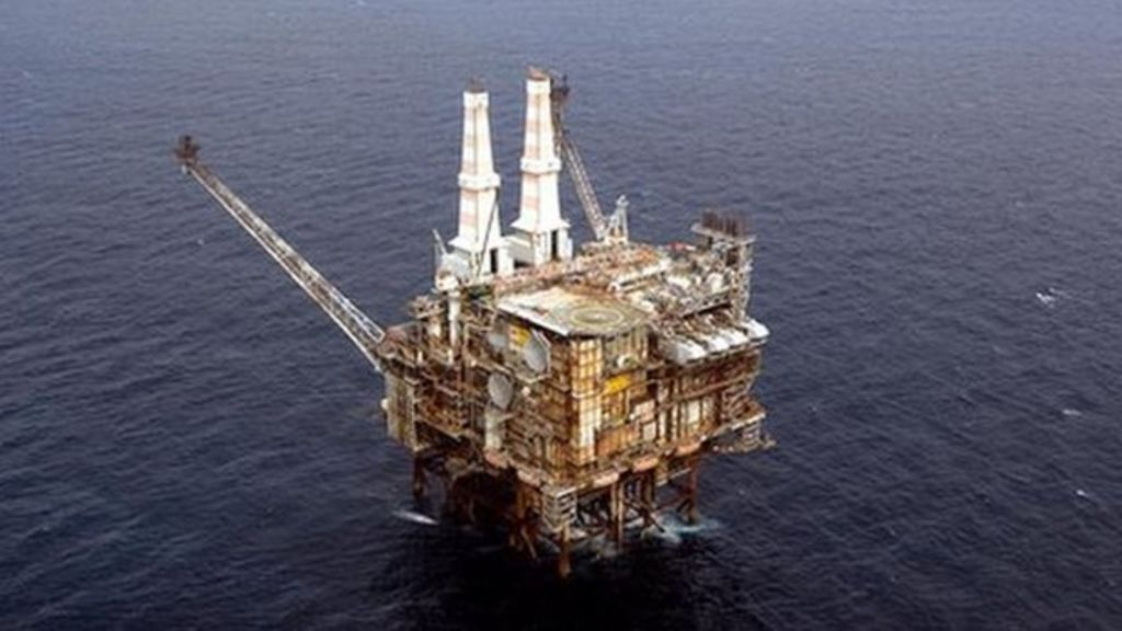bbc.co.uk - Oil firm fined £1.16m for North Sea gas release