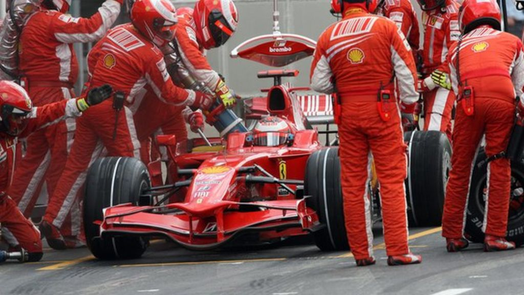 Formula 1: Refuelling return to be discussed - BBC Sport