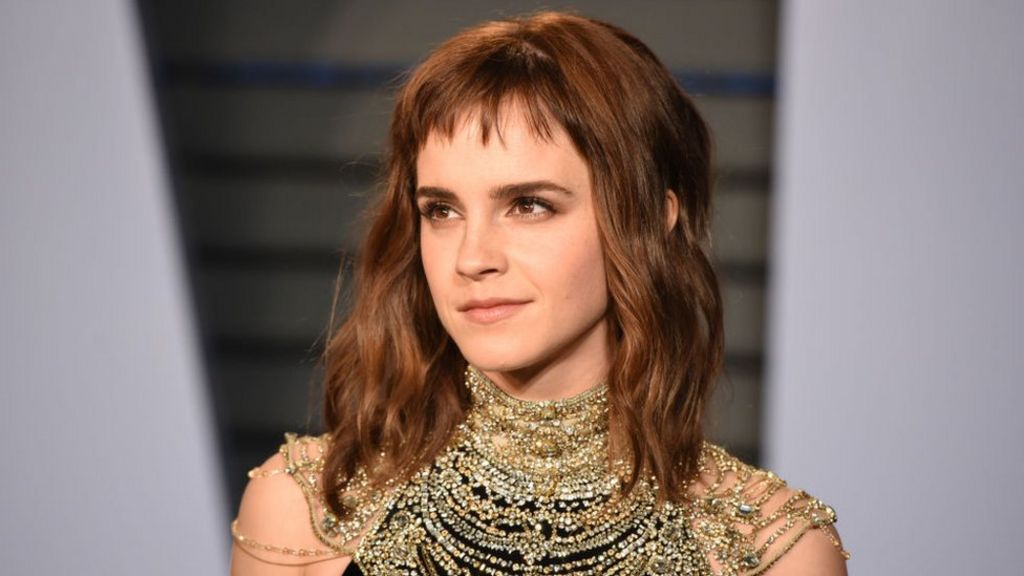 Emma Watson I M Happy To Be Single I Call It Being Self Partnered Bbc News