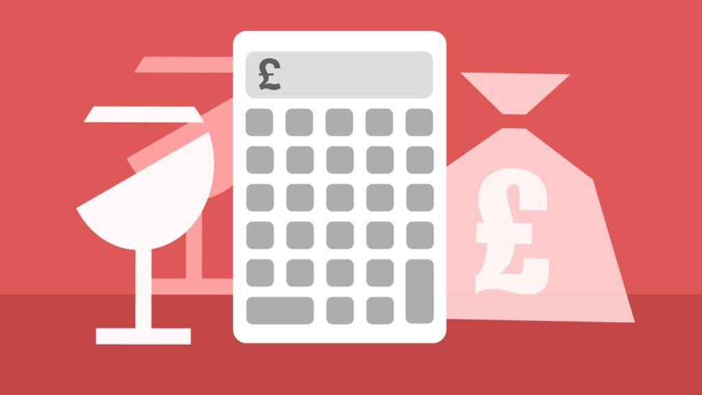Budget calculator 2017