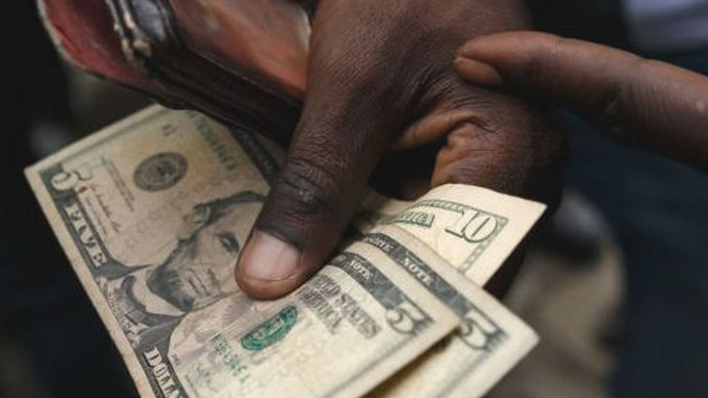 Why Zimbabwe has banned foreign currencies - BBC News