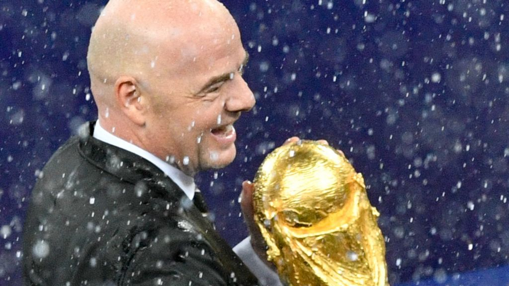 Bildergebnis für Fifa says it would ban players from the World Cup
