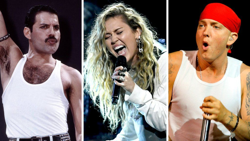 The UK's most-streamed songs may surprise you - BBC News