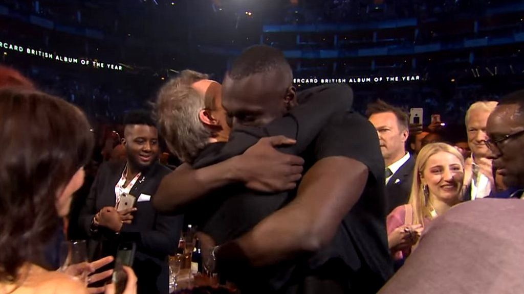 Stormzy and Fraser T Smith
