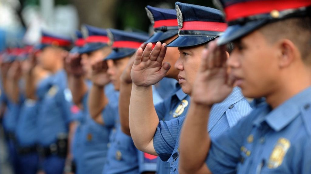 police powers philippines