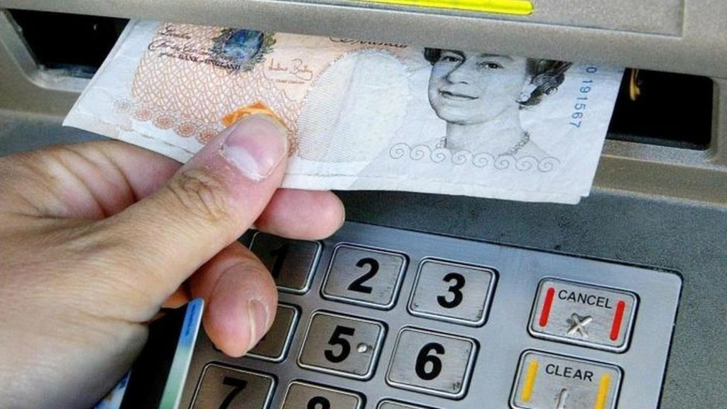 Cash 'lives on' after 50 years of ATMs