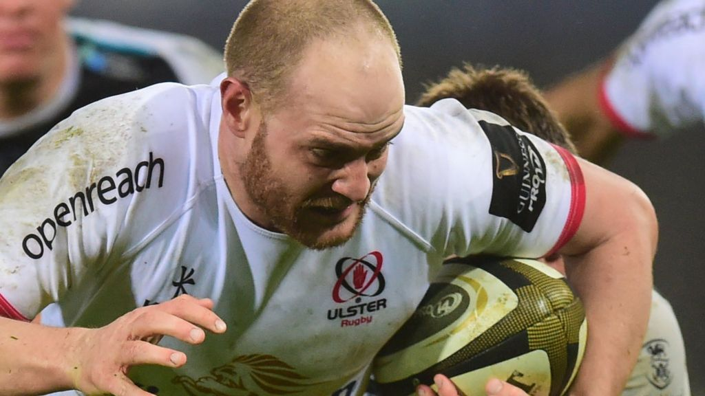 Matt Faddes: Ulster back to miss rest of season because of injury - BBC  Sport