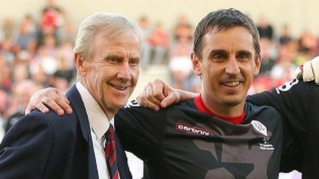 Eric Harrison: Former Manchester United youth coach and