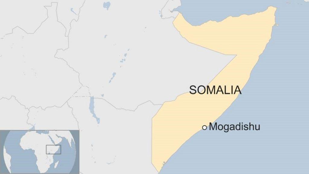Somalia suicide bomber kills police at Mogadishu academy