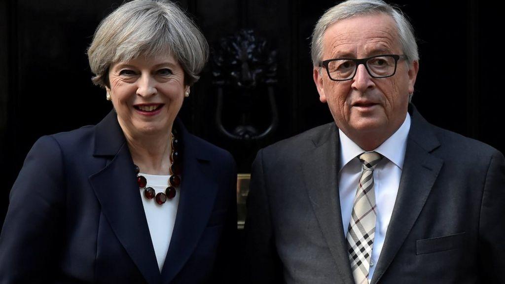 'Progress on deal' ahead of Brexit talks
