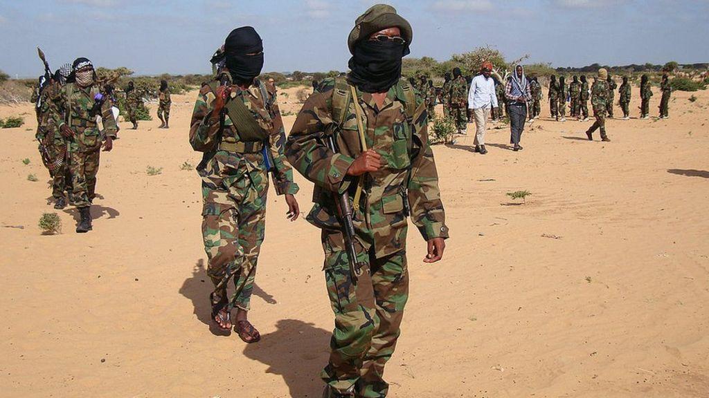'Al Shabab' militants in day-long battle with Kenyan forces