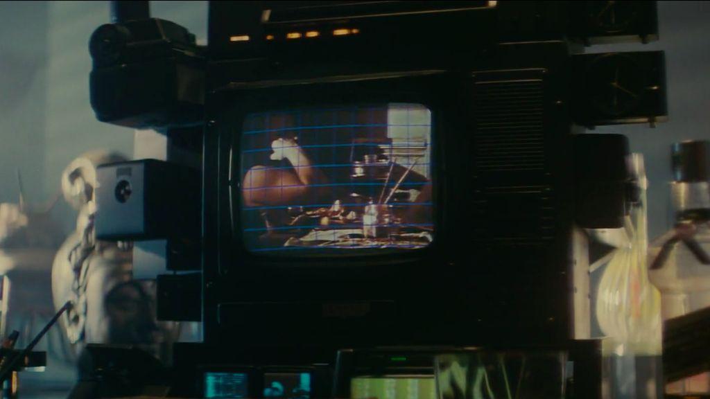 Esper machine in Blade Runner
