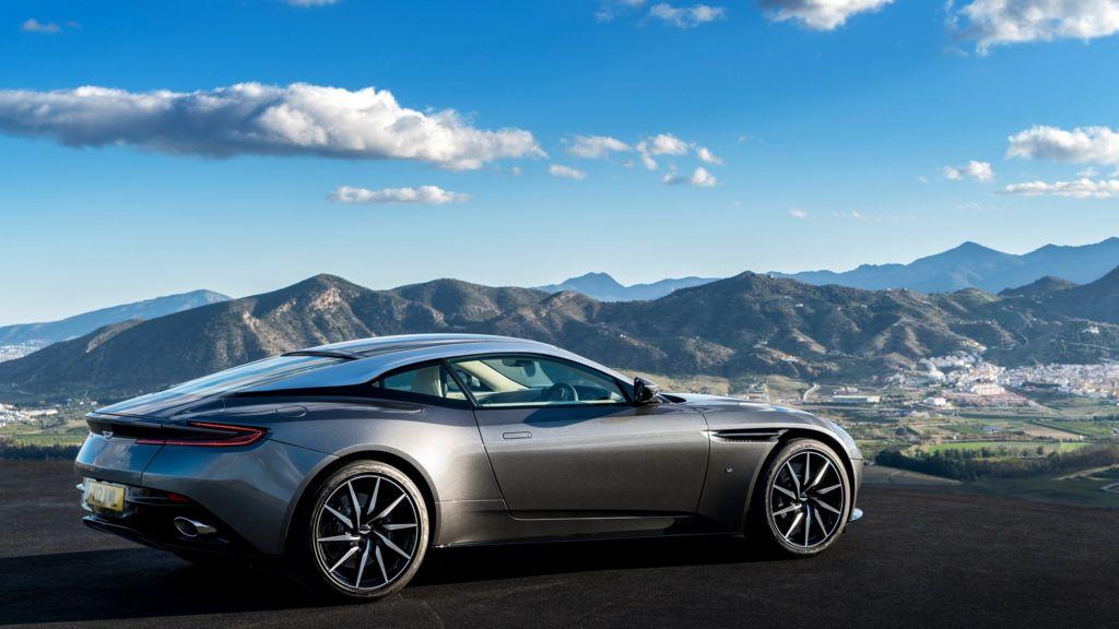 Aston Martin Roars Back Into The Black With 87m Profit Bbc News