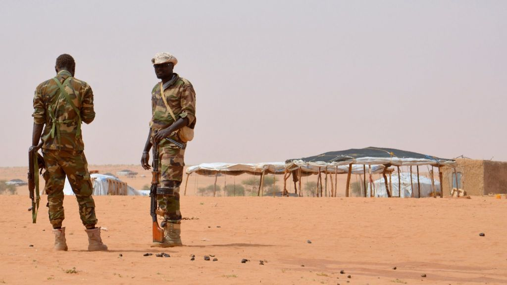 Africa Sahel states agree to set up joint counter-terror force - BBC