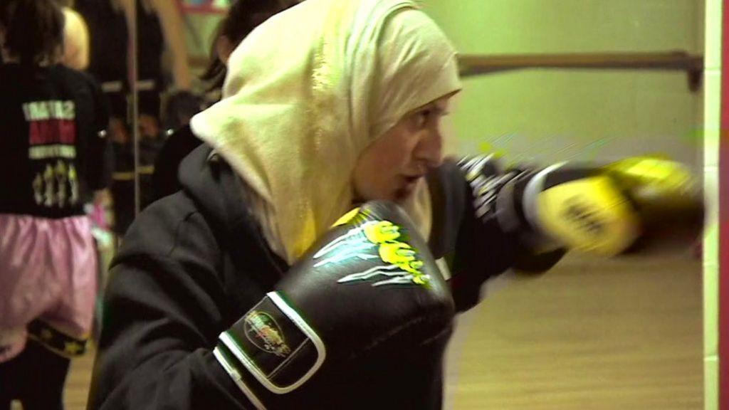 Thai muslim women