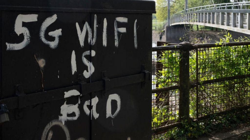 Coronavirus: 'Murder threats' to telecoms engineers over 5G - BBC News