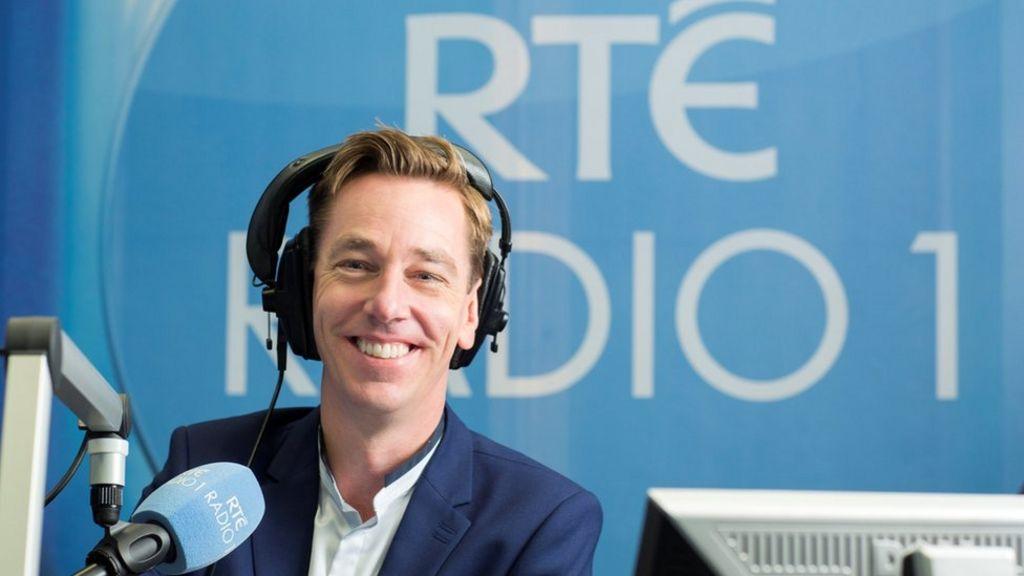 RTE: Seven of Irish broadcaster's top 10 earners are men