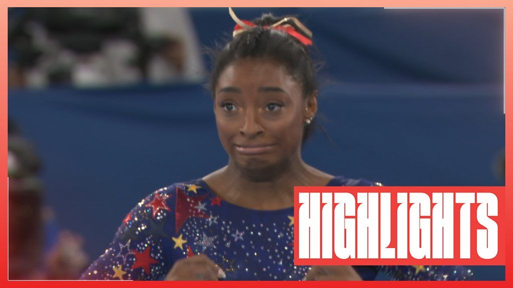 'Not the usual Biles' - US star struggles to find form in qualifying