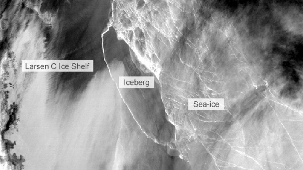 Reformed Theology (X-Post from r/worldnews) Giant iceberg splits from Antarctica  Calvinism