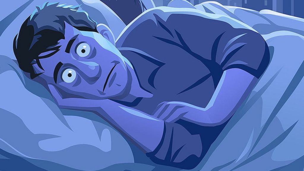 Insomnia: 'No link' between sleepless nights and early death - BBC ...