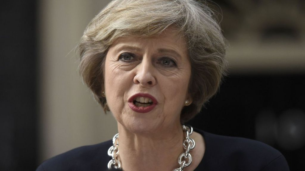 UK must deal with its debts, May to say