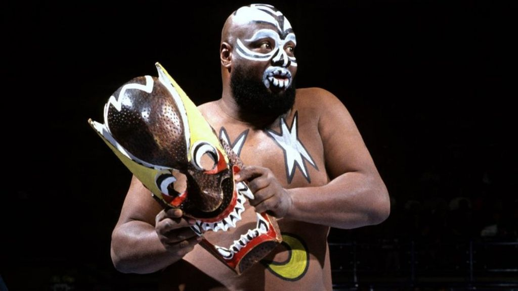 Us Wrestler James Kamala Harris Dies Aged 70 Wwe Confirms Bbc News