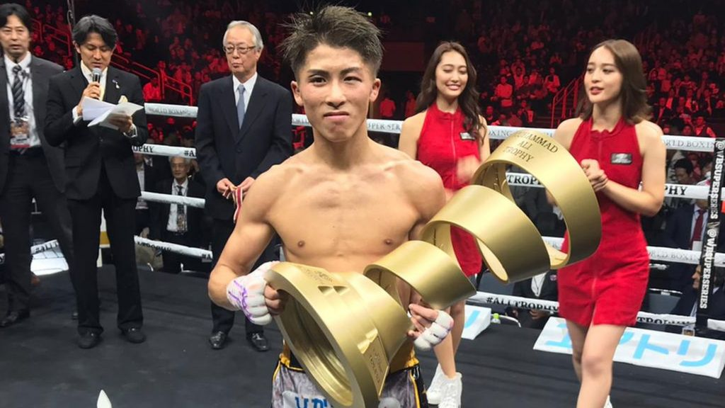 Naoya Inoue Beats Nonito Donaire In World Boxing Super Series Final Bbc Sport