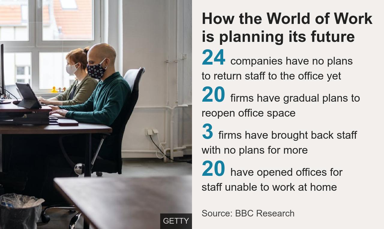World of Work graphic