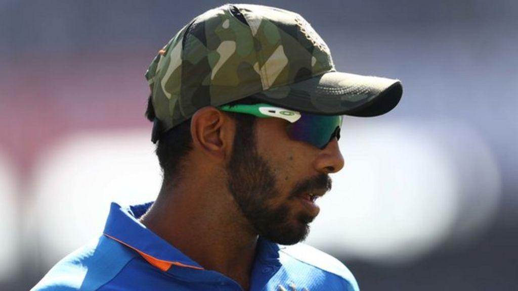 Pakistan protest to ICC over India s military caps in Australia ODI - BBC  Sport a0c97b0b03b