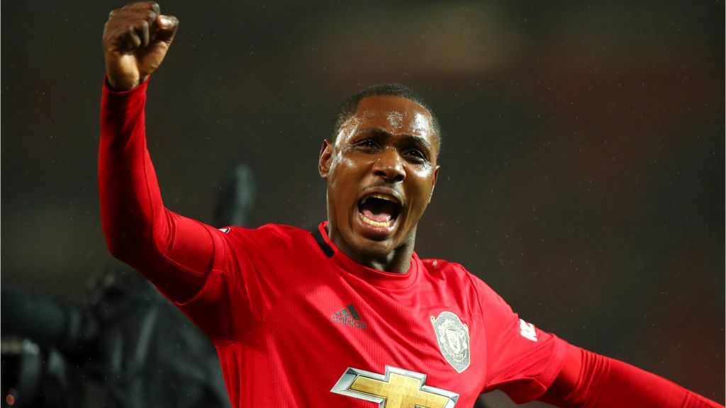 Manchester United Finally Extends Odion Ighalo's Loan Deal Till January 2021