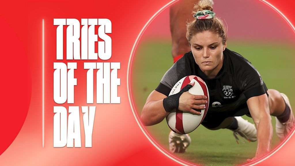 'Blyde is absolute rugby gold dust' - best tries from the women's sevens
