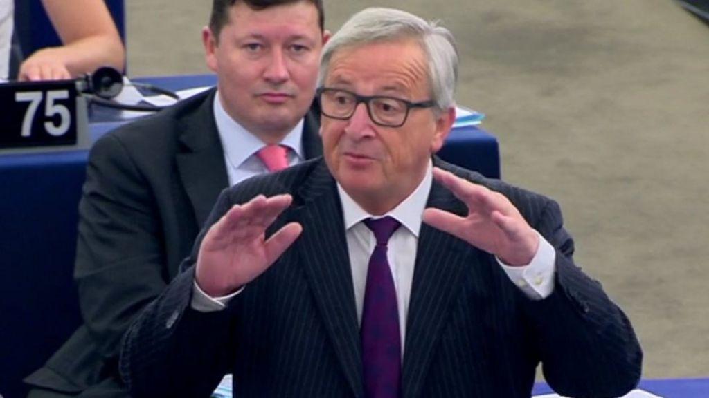 EU's Juncker calls empty European Parliament 'ridiculous'