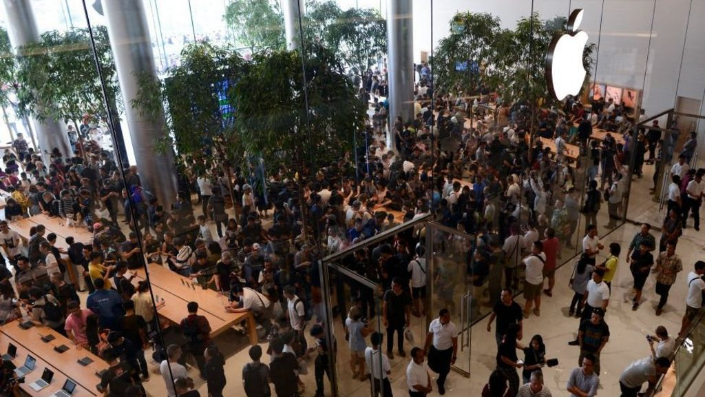 Image result for Apple Stores to employ human trafficking victims
