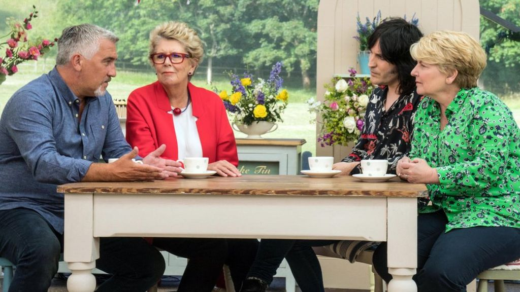 How viewers reacted to the new Great British Bake Off