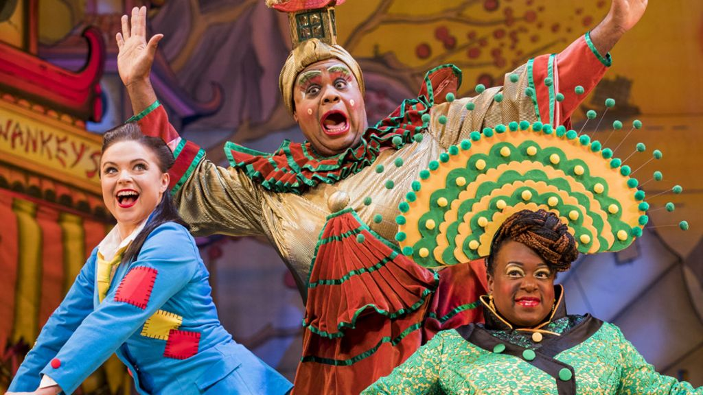 Christmas Pantomime London 2020 First pantomimes cancelled ahead of make or break Christmas for
