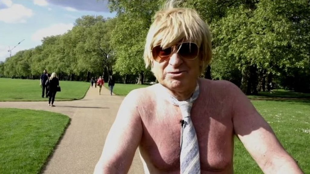 Actor naked in park confirm. happens