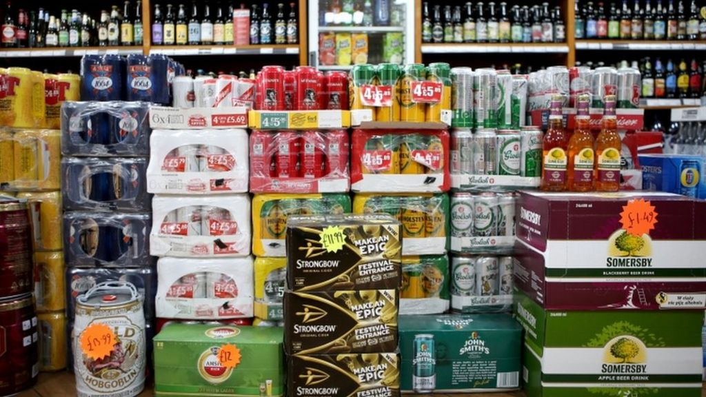 Minimum alcohol pricing in Scotland to start in May