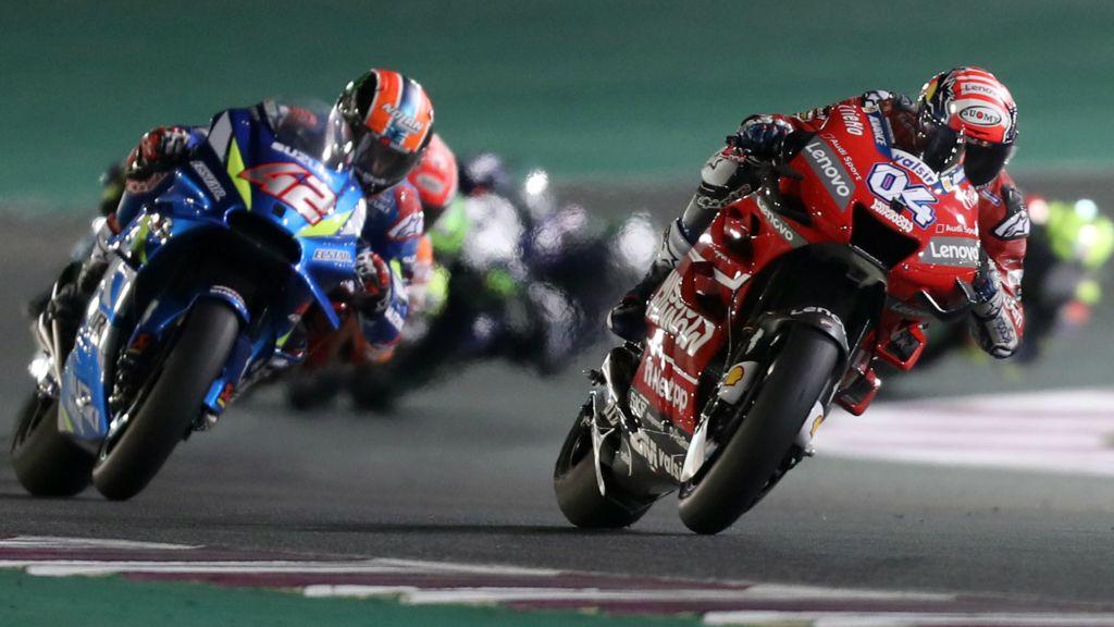 MotoGP 2019: Calendar, results & standings - BBC Sport