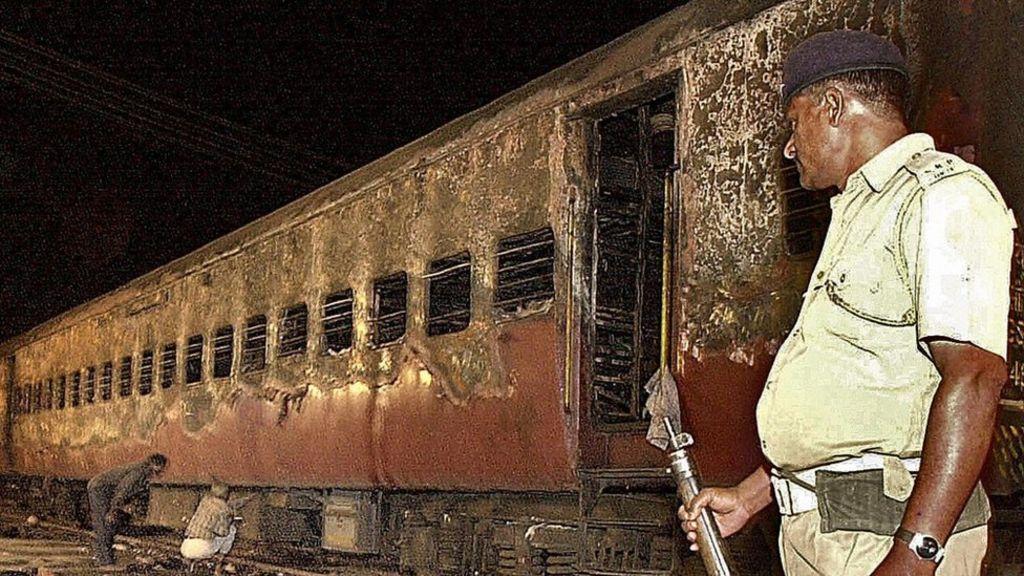 Godhra train fire: India court commutes death sentences - BBC News