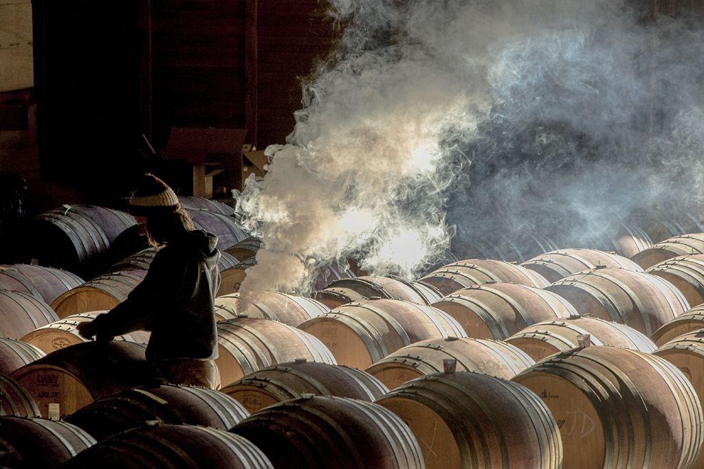 Mayasara Winery - by Robert Holmes (USA)