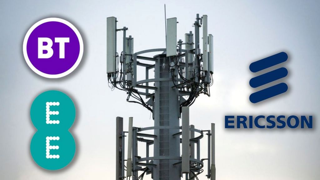BT signs 5G deal with Ericsson to help ditch Huawei