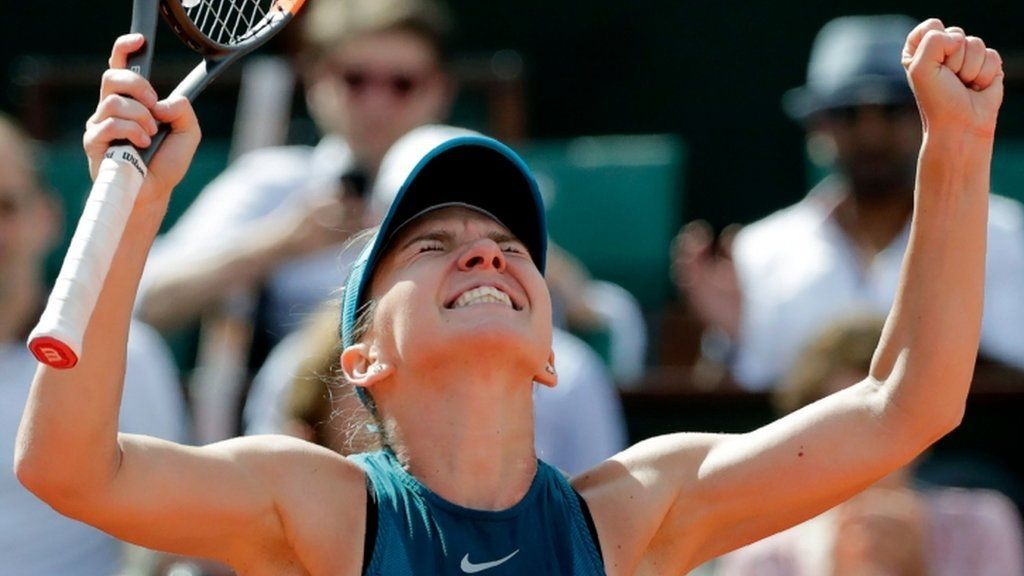 French Open 2018 Simona Halep To Play Sloane Stephens In Final
