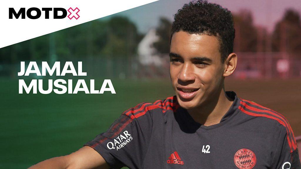 MOTDx: Bayern Munichs Jamal Musiala explains why he chose Germany over England