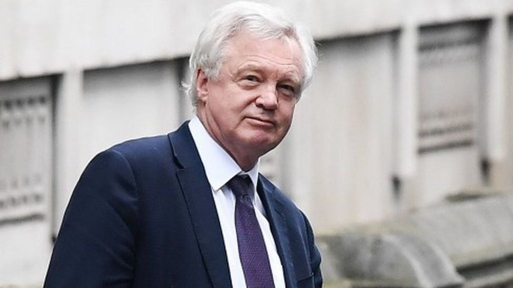 Government's approach to Brexit 'chaotic'Boris Johnson - Conservative Party - Czechoslovakia - David Davis - European Union Customs Union - Florence - Government Of Ireland - Parliament Of The United Kingdom - Proposed Referendum On United Kingdom Membership Of The European Union - Unionism In Ireland