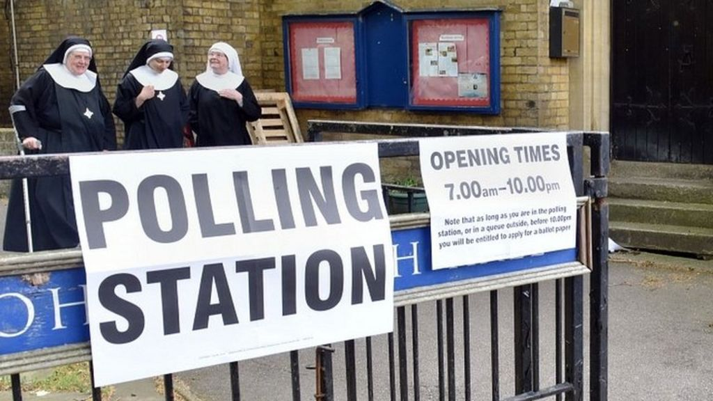 General election: What you need to know
