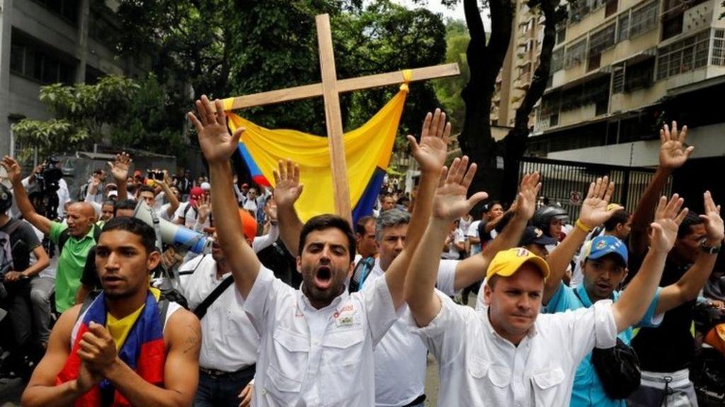Latin America protests spread to Colombia [Video]